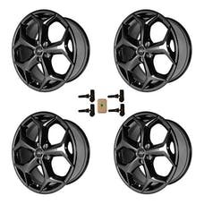 Ford Racing M-1007K-M188GB Focus ST Wheel Set
