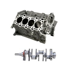 Ford Racing M-6010-M504VB CYLINDER BLOCK 5.0L4V 2015