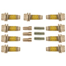 Ford Racing M-6397-B46 PRESSURE PLATE BOLT AND DOWEL KIT 11in.