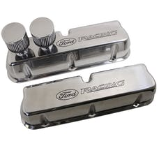 Ford Racing M-6582-CT2 VALVE COVERS SMALL BLOCK CIRCLE TRACK