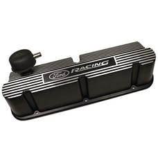 Ford Racing M-6582-W351PR VALVE COVER FORD RACING SB PENT ROOF BLACK