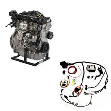 Ford Racing M-9000-20TK 2.0L ECOBOOST ENGINE AND CONTROL PACK KIT