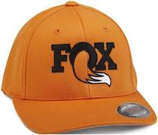 Fox Factory Inc 495-01-258 2017; FOX Youth Heritage Hat; Orange; 6 1/2/quot;-7/quot;