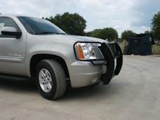 Frontier Truck Gear  200-30-7003 Original Heavy Duty On-Piece Grille Guard