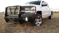Frontier Truck Gear  300-21-6009 Original Heavy Duty Front Bumper For On and Off-Road