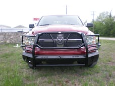 Frontier Truck Gear  300-41-3004 Original Heavy Duty Front Bumper For On and Off-Road