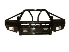 Frontier Truck Gear  600-20-3005 Xtreme Heavy Duty Front Bumper With Wrap Around Grille Guard