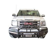 Frontier Truck Gear 600-31-6010 Xtreme Heavy Duty Front Bumper With Wrap Around Grille Guard
