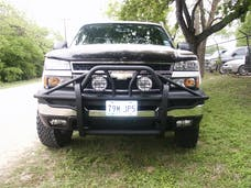 Frontier Truck Gear  700-20-3004 Xtreme Heavy Duty Wrap Around Grille Guard