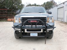 Frontier Truck Gear  700-31-1006 Xtreme Heavy Duty Wrap Around Grille Guard