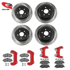 G2 Axle and Gear 79-JKKIT JK CORE BIG BRAKE KIT