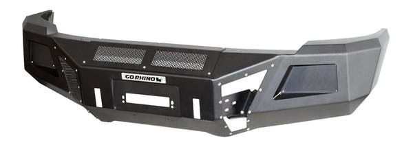Go Rhino 24273T BR10 Series Front Bumper Replacement (Textured Powder Coat Finish)