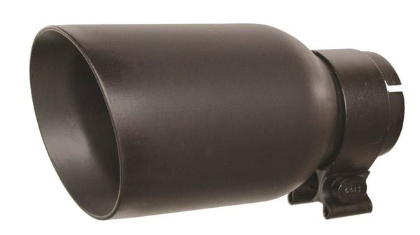 "Go Rhino GRT21248FB Exhaust Tips for 2 ½"" diameter Exhaust Tubes"