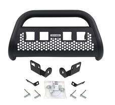 Go Rhino 55534T RC2 LR - 4 lights - Complete kit: Front guard + Brackets