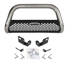 Go Rhino 55216PS New RHINO! Charger 2 RC2 - Complete kit: Front guard + Brackets