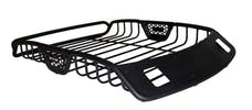 Go Rhino 59025T SR20 LR2 Series Medium Safari Rack (Black Fairings, Textured Powder Coat Finish)