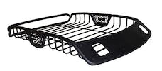 Go Rhino 59027T SR20 LR2 Series Large Safari Rack (Black Fairings, Textured Powder Coat Finish)