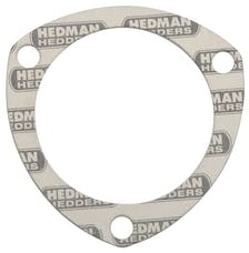 """Hedman Hedders 27430 3-BOLT Collector Flange Gasket; 3-1/2"""" Collector"""