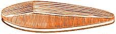 Hella Inc 001313001 1313 Amber Repeater Lamp
