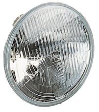 Hella Inc 002395031 165mm H4 Single High/Low Beam Headlamp