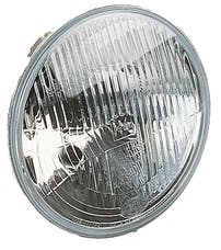 Hella Inc 002395071 165mm H4 Single High/Low Beam Headlamp with Position Lamp