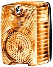 Hella Inc 002652127 2652 Turn Lamp