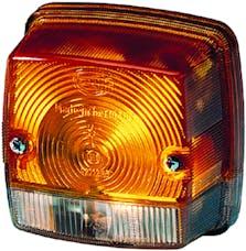 Hella Inc 003014251 3014 Amber/White Turn/Side Marker Lamp