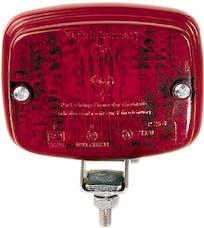 Hella Inc 003030151 Model 100 Red Rear Fog Lamp