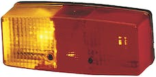Hella Inc 003184037 3184 Red/Amber Stop/Turn/Tail Lamp LH