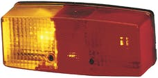 Hella Inc 003184047 3184 Red/Amber Stop/Turn/Tail Lamp RH