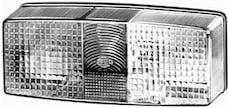 Hella Inc 003184061 LAMP TURN/MRKR 3184 RH ECE