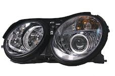Hella Inc 354472031 LH Halogen Headlamp For Mercedes Benz S-Class Coupe C215 2003-06