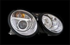 Hella Inc 354472041 RH Halogen Headlamp For Mercedes Benz S-Class Coupe C215 2003-06