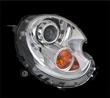 Hella Inc 354477301 HLMP BI-XEN RH MINI W/O AUTO ADJ W/ AMB
