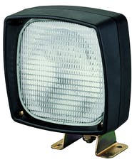 Hella Inc 998532101 Module 120 AS 200 FF Heavy Duty Halogen Work Lamp (CR) 24V