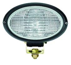 Hella Inc H15161001 Oval 100 Halogen Work Lamp (CR)