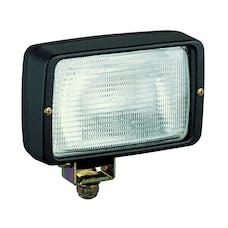 Hella Inc H15522041 Picador Halogen Work Lamp (CR)