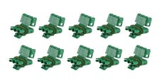 Holley EFI 570-312 WEATHER PACK, 3 CAVITY, TOWER, GREEN
