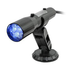 Holley EFI 840009 SNIPER SHIFTLIGHT; BLACK W/BLUE LED
