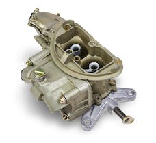 Holley 0-4672 CARB CHRYSLER 3X2 OUTBOARD CARB  REIN
