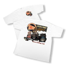 Holley 10000-LGHOL T-SHIRT, LARGE HOLLEY RETRO