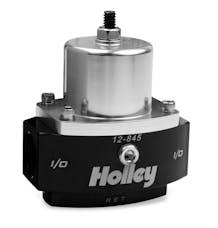 Holley 12-845 BILLET FP REG, ADJ 4.5-9 PSI 8AN IN/2X 6