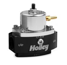 Holley 12-846 BILLET FP REG, ADJ 15-65 PSI 8AN IN/OUT