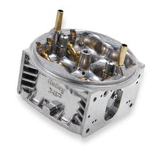 Holley 134-312 XP REPLACEMENT MAIN BODY SHINY 650