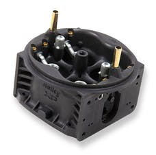 Holley 134-322 XP REPLACEMENT MAIN BODY HC GRAY 650