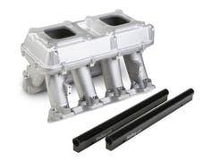 Holley 300-115 LS3 HI-RAM, INTAKE MANIFOLD EFI 2 X 4150