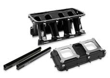 Holley 300-115BK LS3 HI-RAM, INTAKE MANIFOLD EFI 2 X 4150