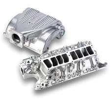 Holley 300-72S KIT, FORD UPPER/LOWER MANIFOLD