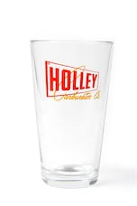 Holley 36-430 16OZ GLASSES W/HOLLEY PENNANT LOGO-4PK