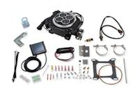 Holley 550-511K TBI Master Kit, Black